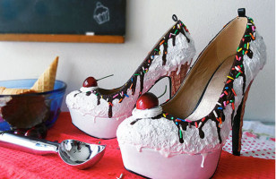 Tasteful Fashion: Dessert-y Heels
