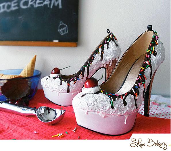 Tasteful Fashion: Dessert-y Heels