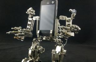 BAMF Mechwarrior Cellphone Holder