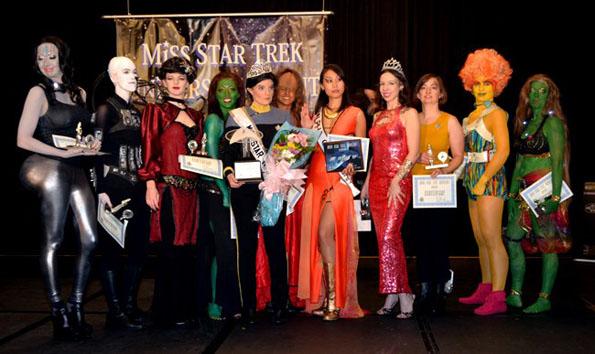 Star Trek Beauty Pageant & More Incredible Links
