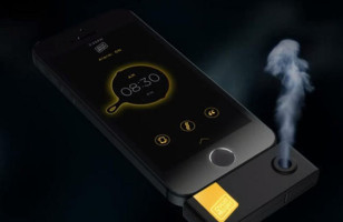 Alarm Clock Wakes You Up With The Smell Of Bacon