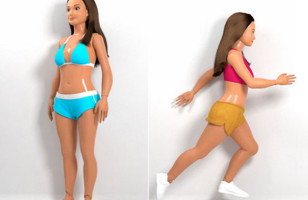 Coming Soon: Realistic 'Barbie' Dolls