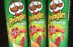 Would You Eat Sriracha-Flavored Pringles?