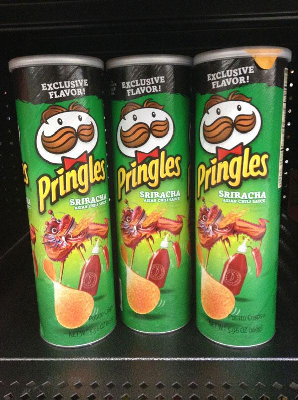 Would You Eat Sriracha-Flavored Pringles? | Incredible Things