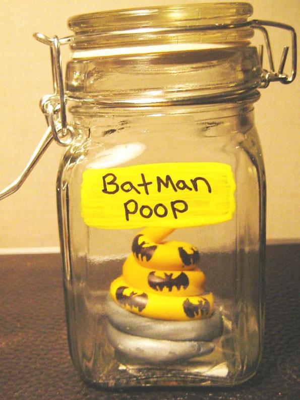 Superhero Poop & More Incredible Links
