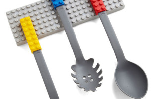Fun & Convenient LEGO Bricked Cooking Utensil Set