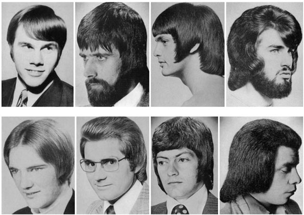 Bad Hair From The 60s, 70s & More Incredible Links