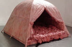 Just A Horrifying Blood & Guts Tent
