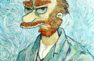 The Simpsons Do Fine Art & More Incredible Links