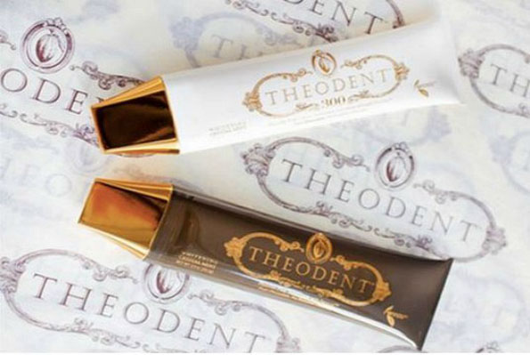 Chocolate Toothpaste Cleans Your Teeth & Tickles Your Tastebuds