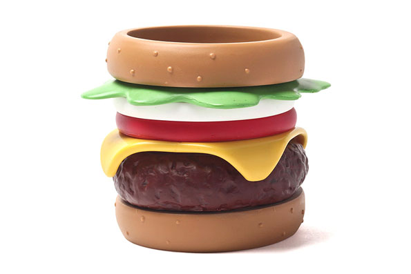 Burger Bangle Is The Epitome Of Tasteful Fashion