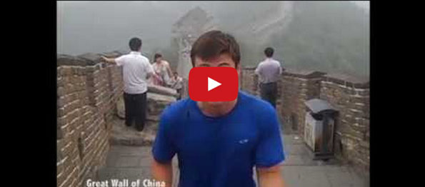 4 Years & 26 Countries Later, Man Completes Epic Proposal