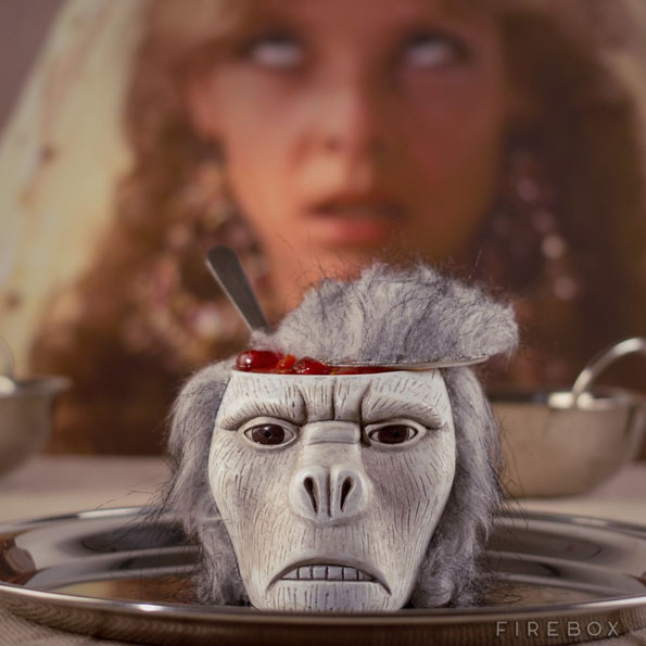 The Monkey Brains Bowl Is Cool, But All Kinds Of Unappetizing