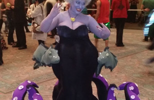 Amazing Ursula Cosplay & More Incredible Links
