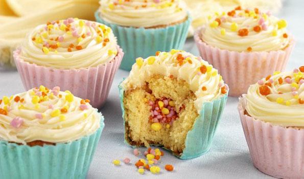 Edible Cupcake Wrappers Make Cupcakes Even More Convenient
