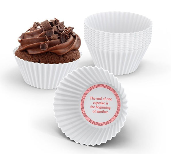 Move Over Cookies, These Cupcakes Have Fortunes Too