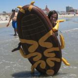 Giant Cockroach Float