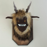 Mounted Monster Heads