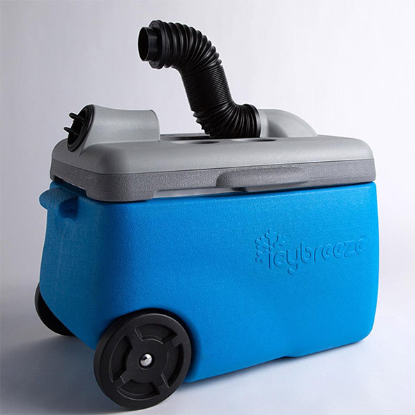 This Cooler Doubles As Portable Air Conditioner