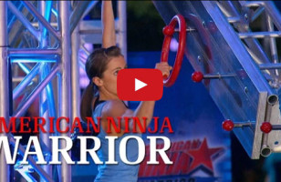 First Female To Qualify For Mt. Midoriyama On 'American Ninja Warrior'*