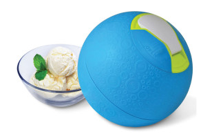 Play & Treat Yo Self With A Kickball Ice Cream Maker