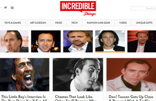 This App Turns All Website Photos Into Nic Cage