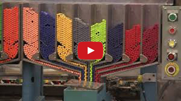 ever wonder how crayons are made  here you go