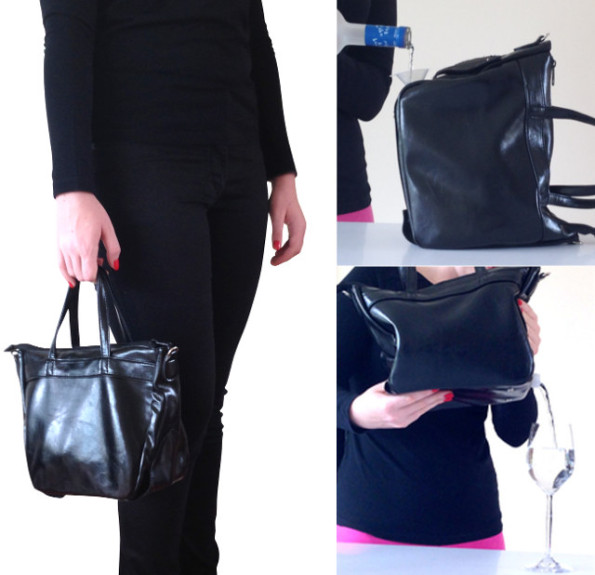 The Handbag Flask Is For The Fashionable Drunk