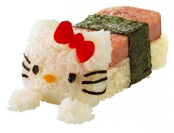 Who Knew Spam Musubi Could Be So Cute?