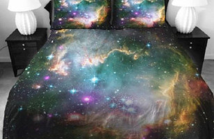 These Galaxy Space Sheets Are Outta This World