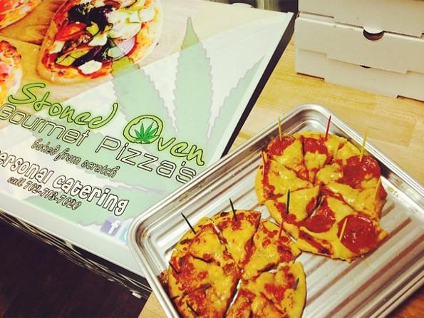 Marijuana-Infused Pizza Kills 2 Birds With 1 Stone[r]