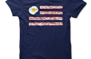 Bacon Scented T-Shirt Is Part Of A Complete Wardrobe