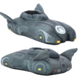 Batmobile Slippers