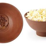 Kernel Filtering Popcorn Bowl