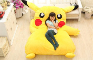 Pikachu & Snorlax Pokémon Beds… I Choose You!