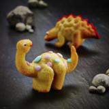 3D Dino Cake Molds