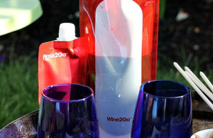 Foldable Flasks Make Boozing On The Go Easy & Discrete