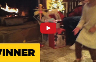 Little Girl's Christmas Toy Kills Itself, Is Somehow Funny