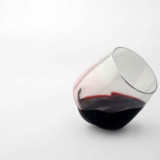 The Spill-Proof Wine Glass