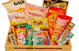 This Monthly Japanese Candy Club Delivers Wacky Sweets