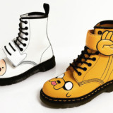 Adventure Time Dr. Martens