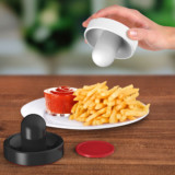 Air Hockey Salt & Pepper Shakers