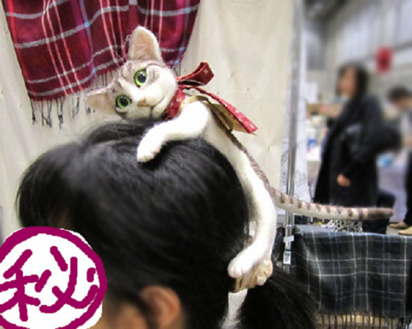 The Cat Headband Is Pawsitively The Purrfect Accessory