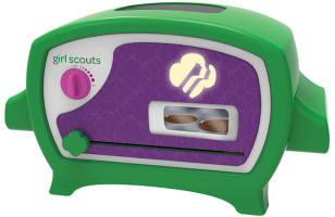 This Is Not A Drill!: A Girl Scout Cookie Oven Exists