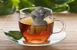 The Sloth Tea Infuser Is Only For The Sleepiest Of Teas*