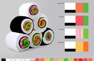 Sushi Towels Are Soy Awesome