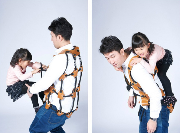 Turn Your Body Into A Jungle Gym For Kids With The AthleTitti