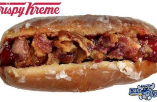 The Krispy Kreme Bacon Hot Dog Donut & More Incredible Links