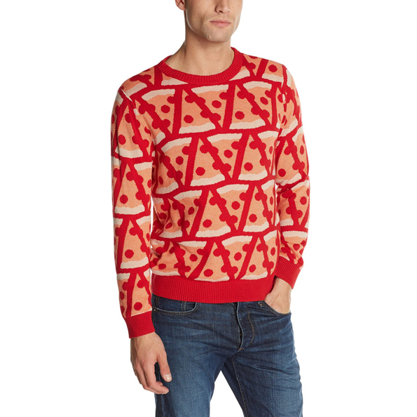 There Is Nothing More Cozy Or Delicious Than A Pizza Sweater