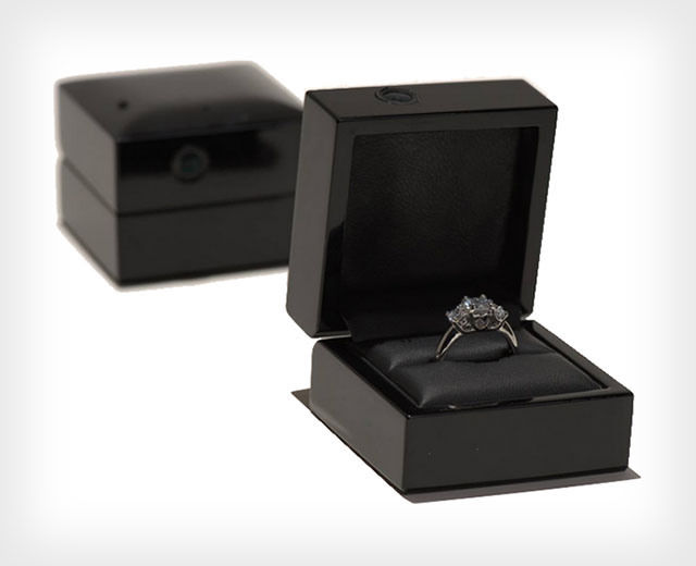 Record Your Marriage Proposal With This Hidden Ring Cam
